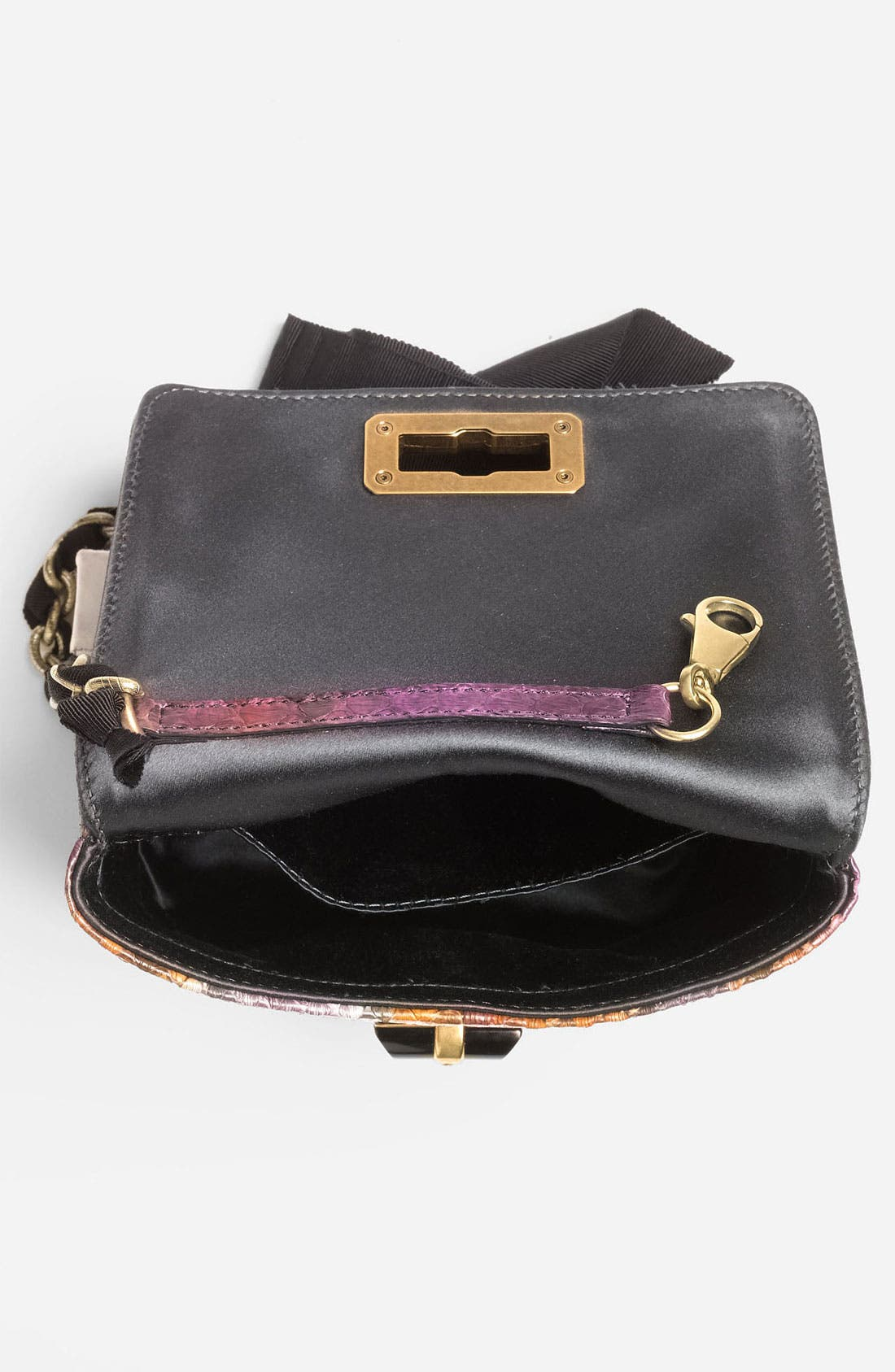 Alternate Image 3  - Lanvin 'Pop Happy - Mini' Genuine Python Crossbody Bag