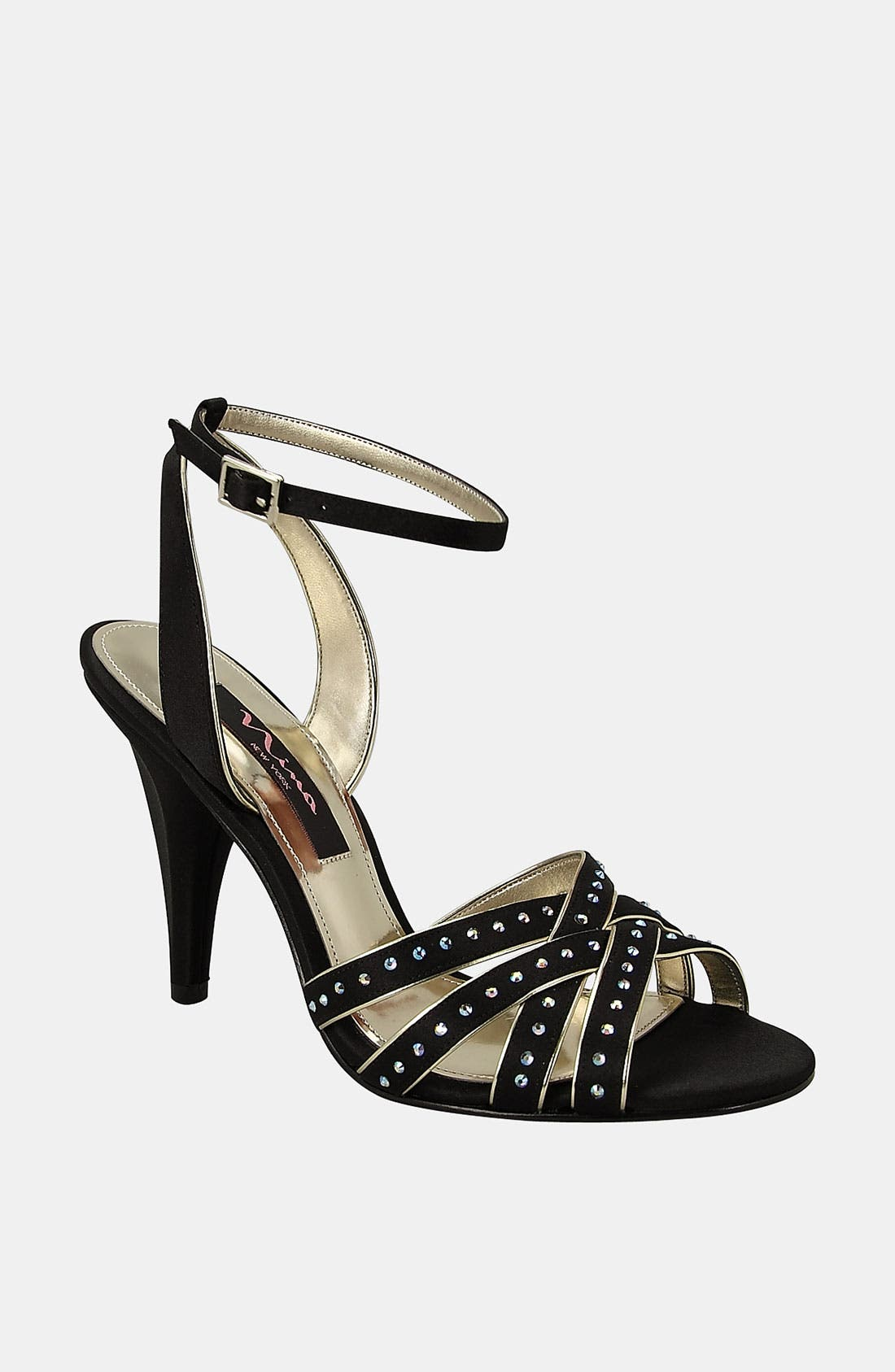 Alternate Image 1 Selected - Nina 'Deana' Sandal (Online Exclusive)