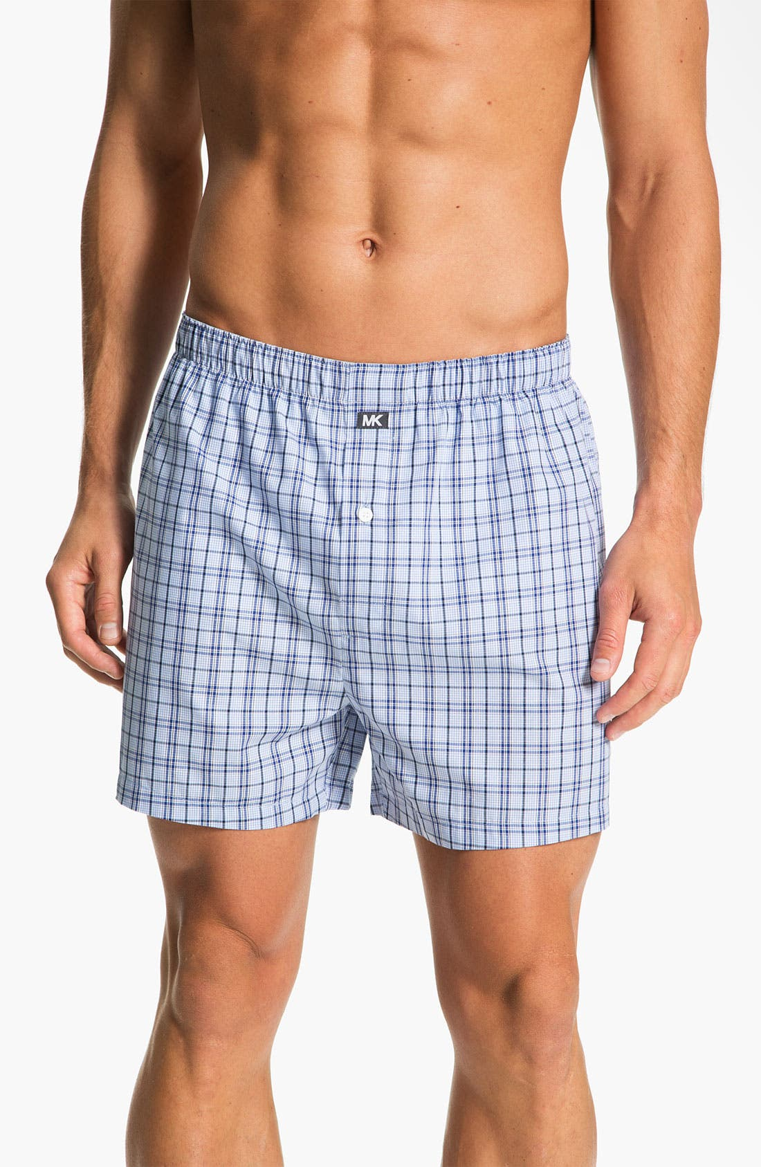 Alternate Image 1 Selected - Michael Kors Woven Boxers (Assorted 2-Pack)