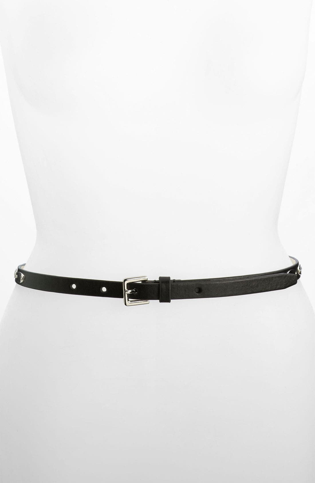 Alternate Image 3  - Steven by Steve Madden 'Glitter to Stud' Belts (2-Pack)