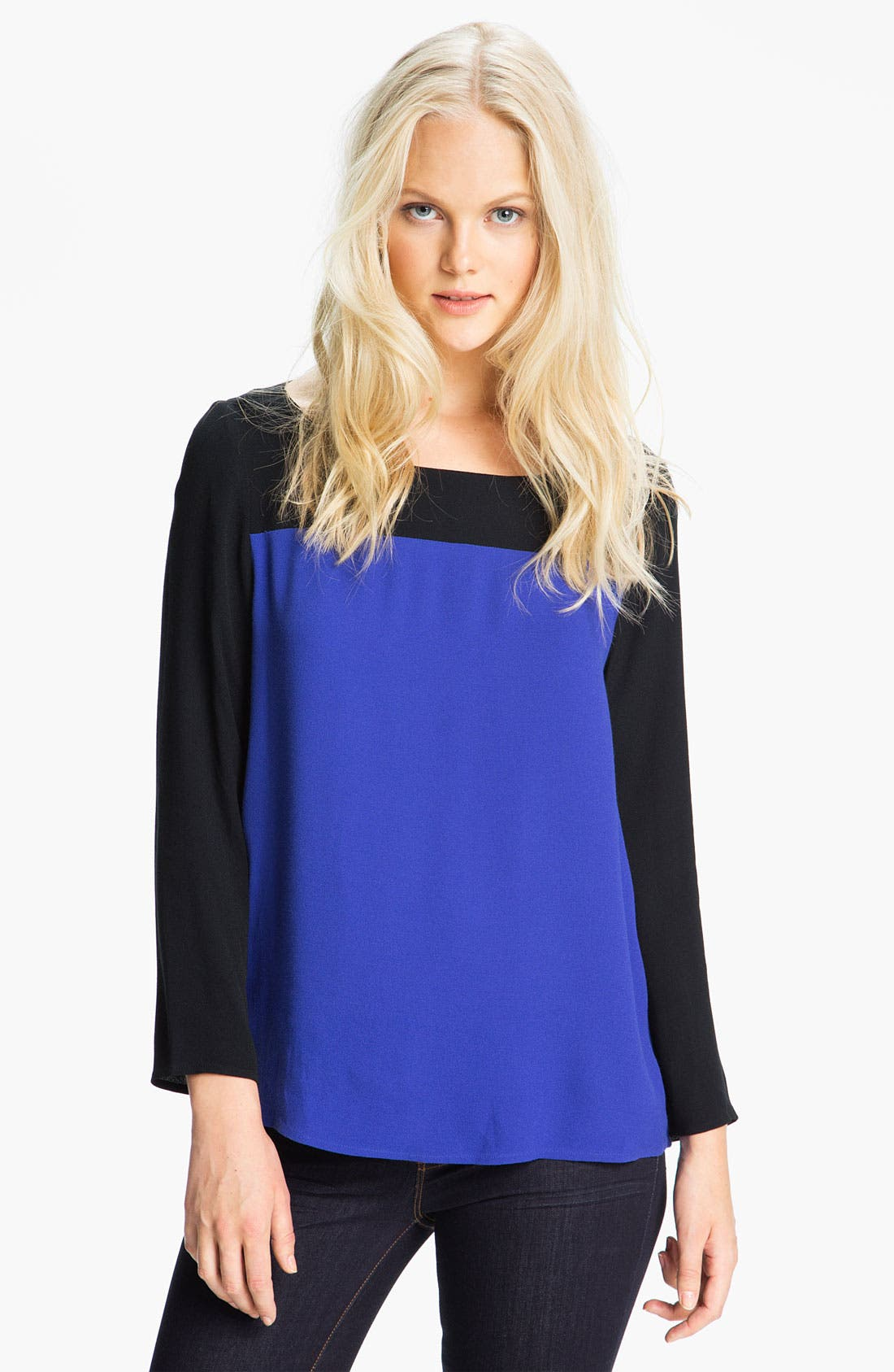 Alternate Image 1 Selected - Joie 'Aliso' Colorblock Top