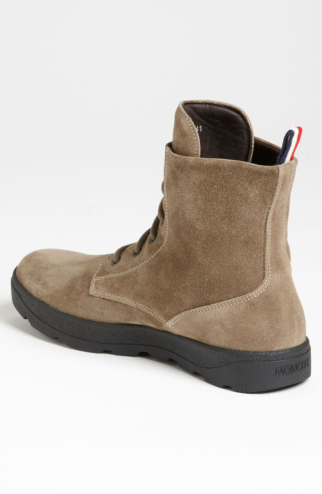 Alternate Image 2  - Moncler 'Park' Suede Boot