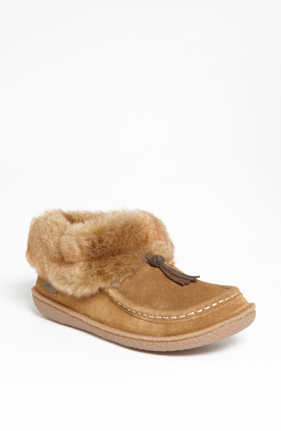 Alternate Image 1 Selected - Woolrich 'Willowbrook' Bootie Slipper (Women)