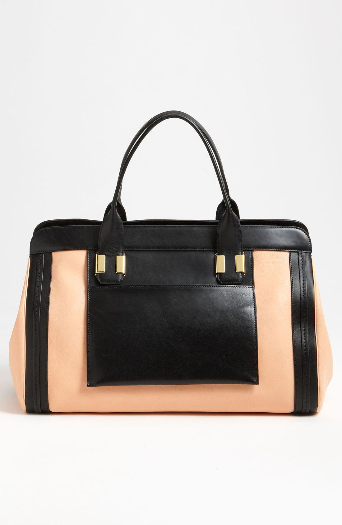 Alternate Image 4  - Chloé 'Alice - Large' Leather Tote