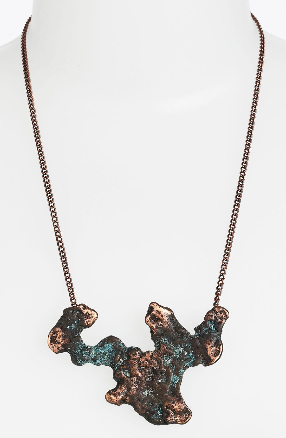 Alternate Image 1 Selected - Low Luv 'Salt Lake' Pendant Necklace