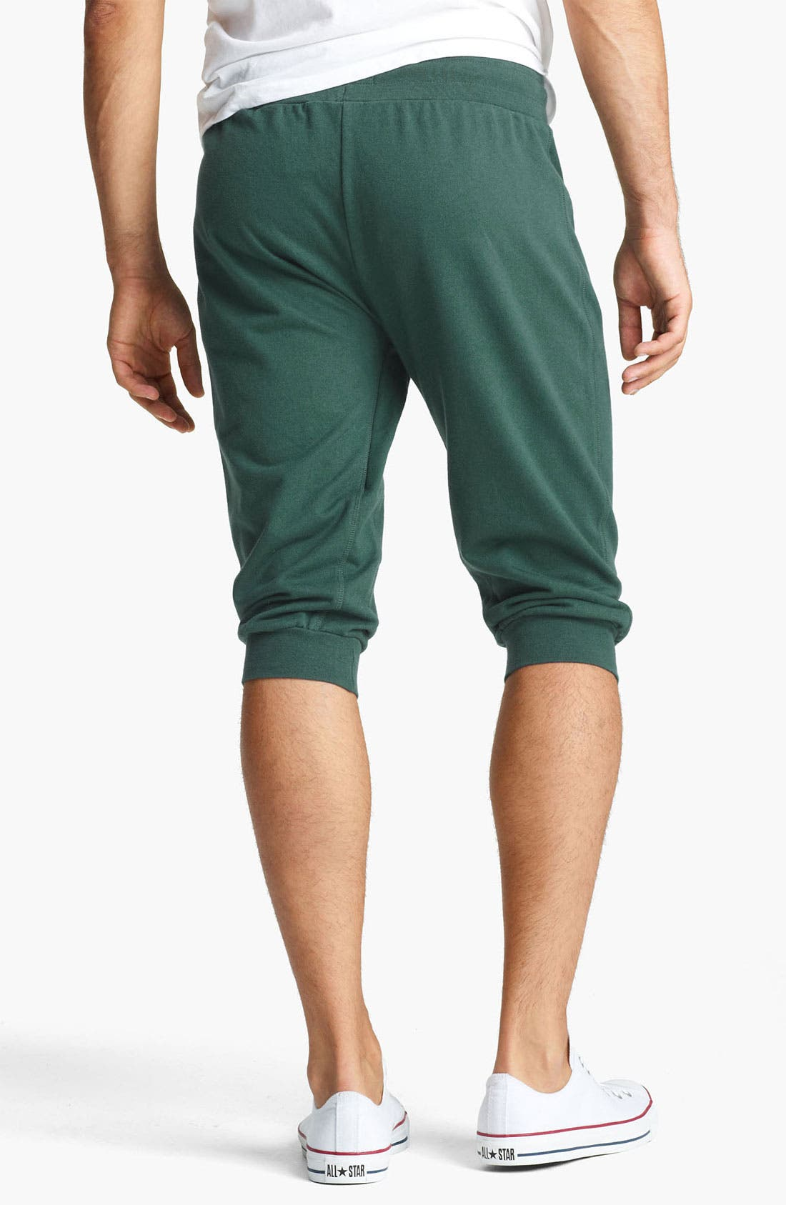 Alternate Image 2  - Topman Jersey Track Shorts