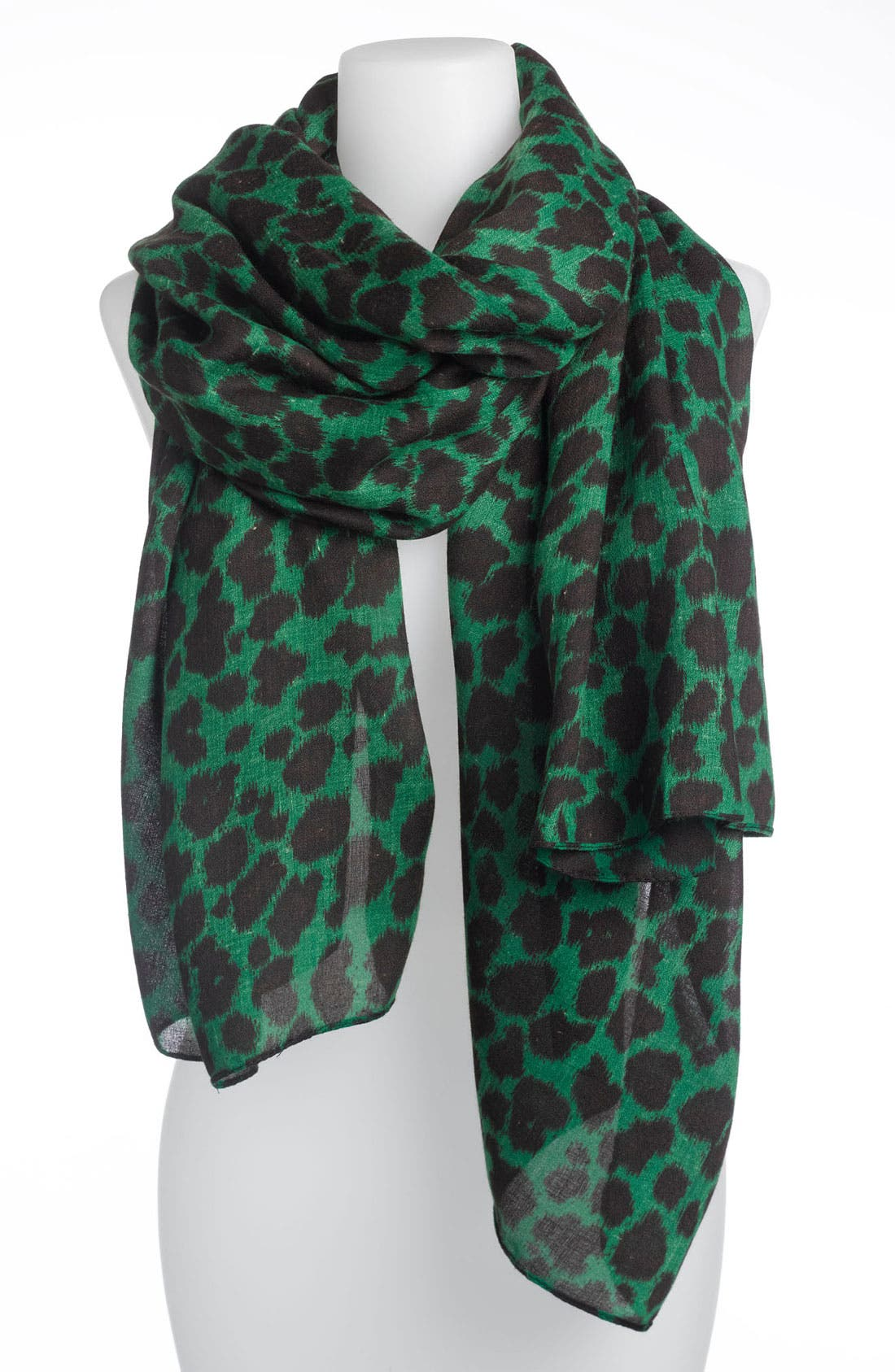 Main Image - Tasha Animal Print Scarf