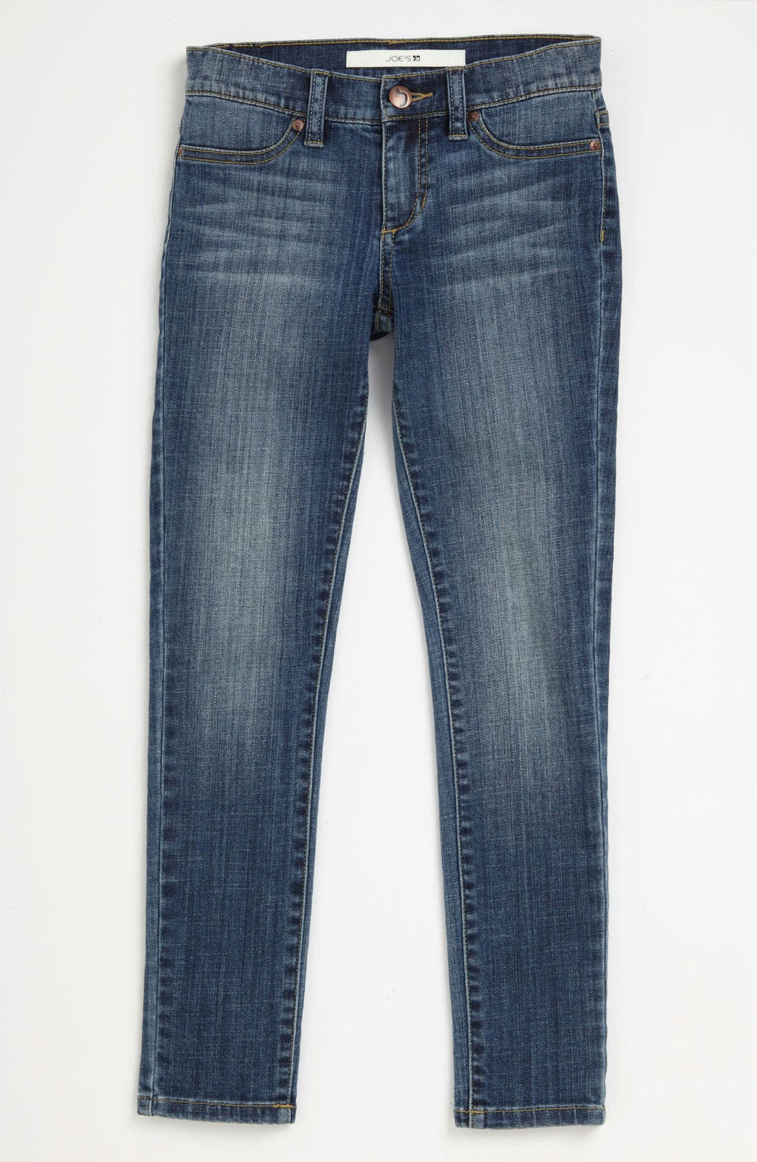 Alternate Image 2  - Joe's Skinny Jeans (Big Girls)