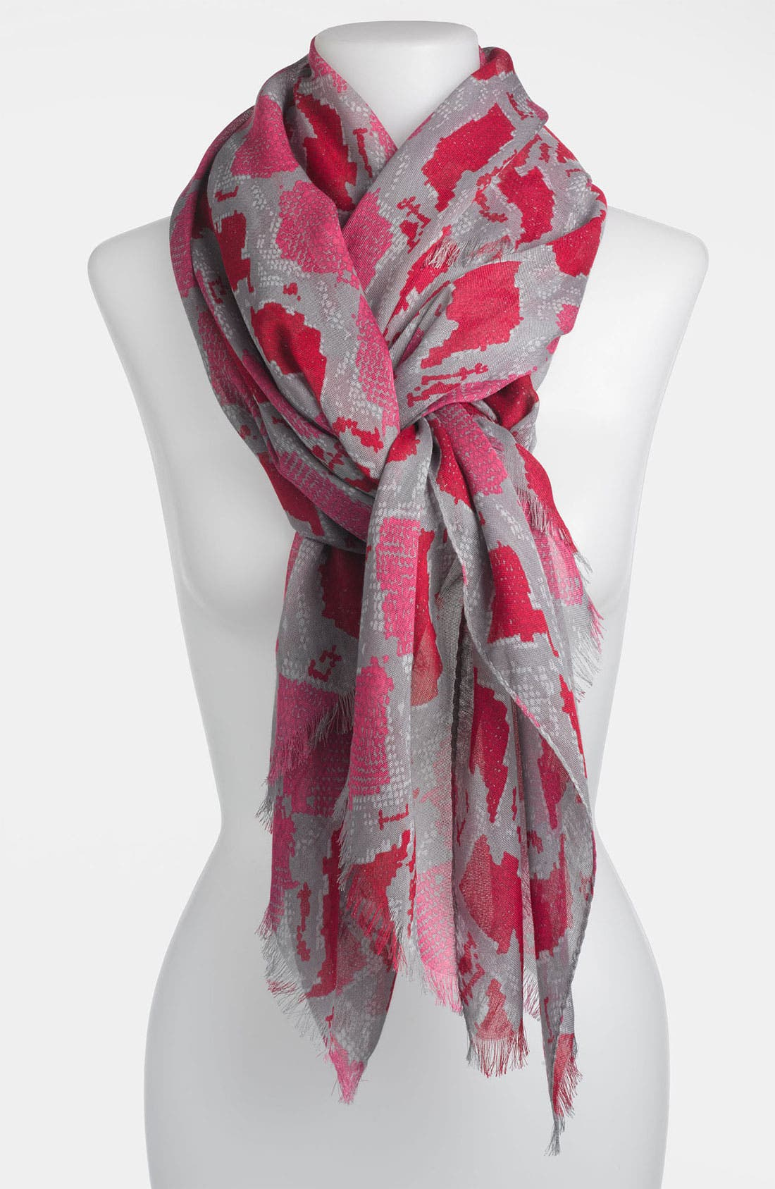 Alternate Image 1 Selected - Tory Burch 'Pop Snake' Scarf