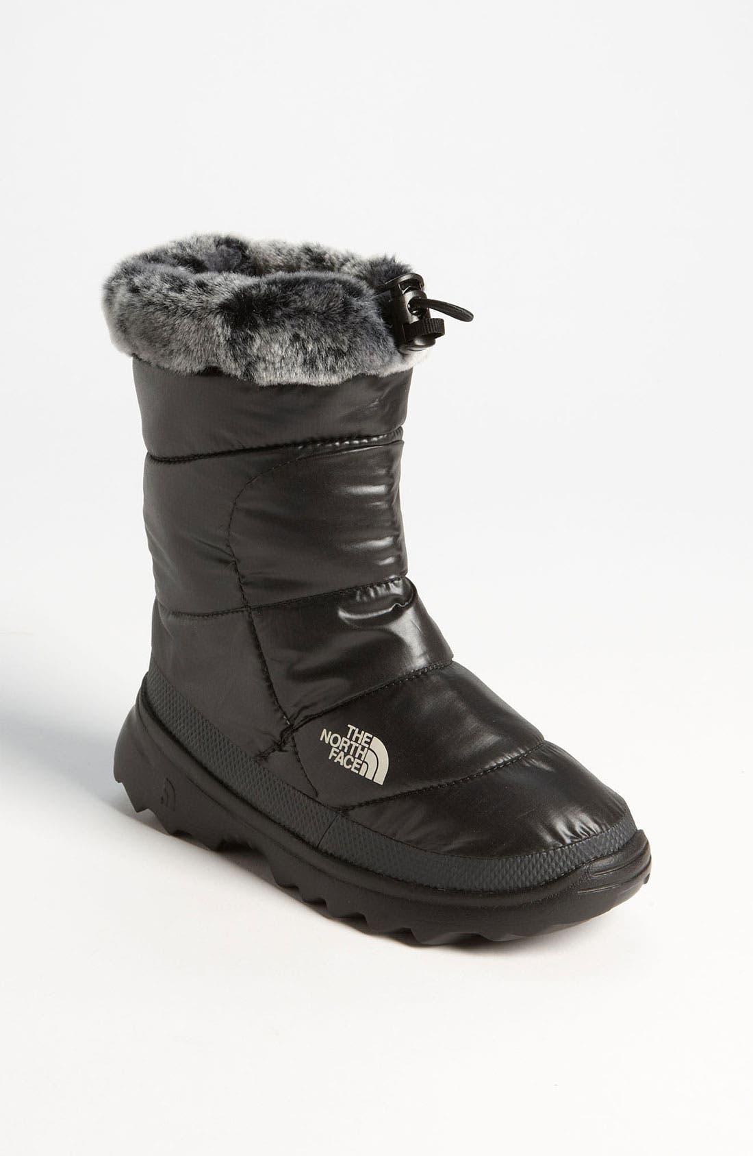 Alternate Image 1 Selected - The North Face 'Nuptse® II' Boot (Little Kid & Big Kid)