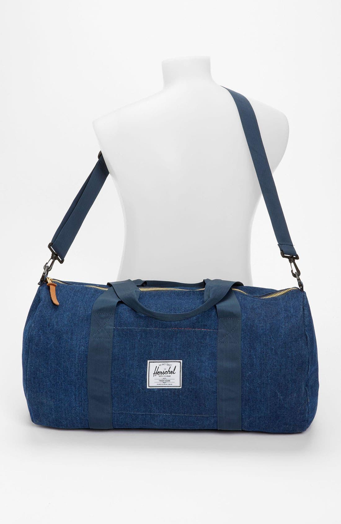 Alternate Image 2  - Herschel Supply Co. 'Sutton - Denim Collection' Duffel Bag