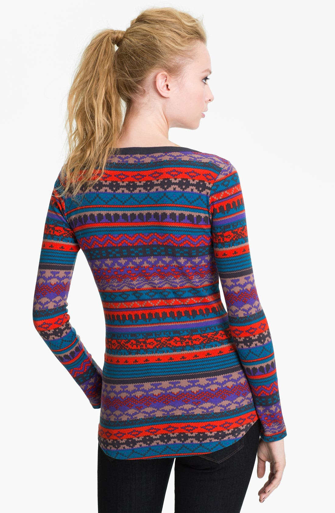 Alternate Image 2  - Splendid 'Breckenridge' Thermal Top