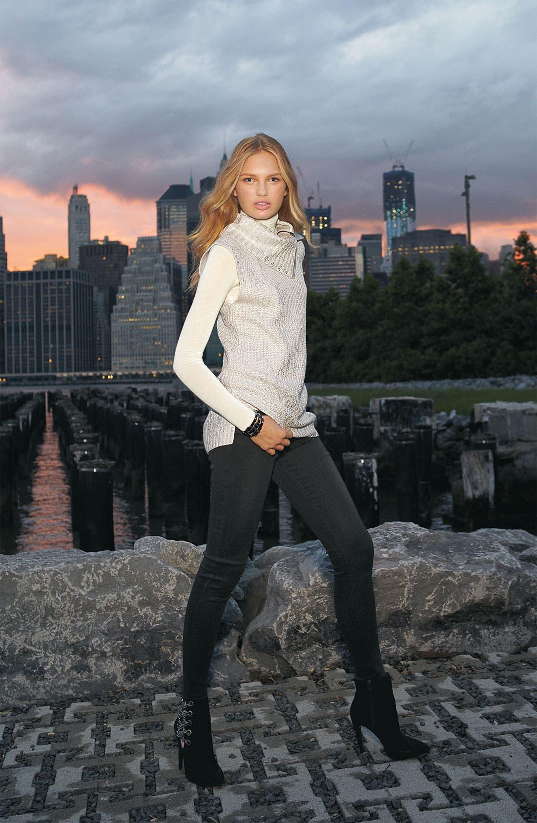 Main Image - Trouvé Vest & Hudson Jeans