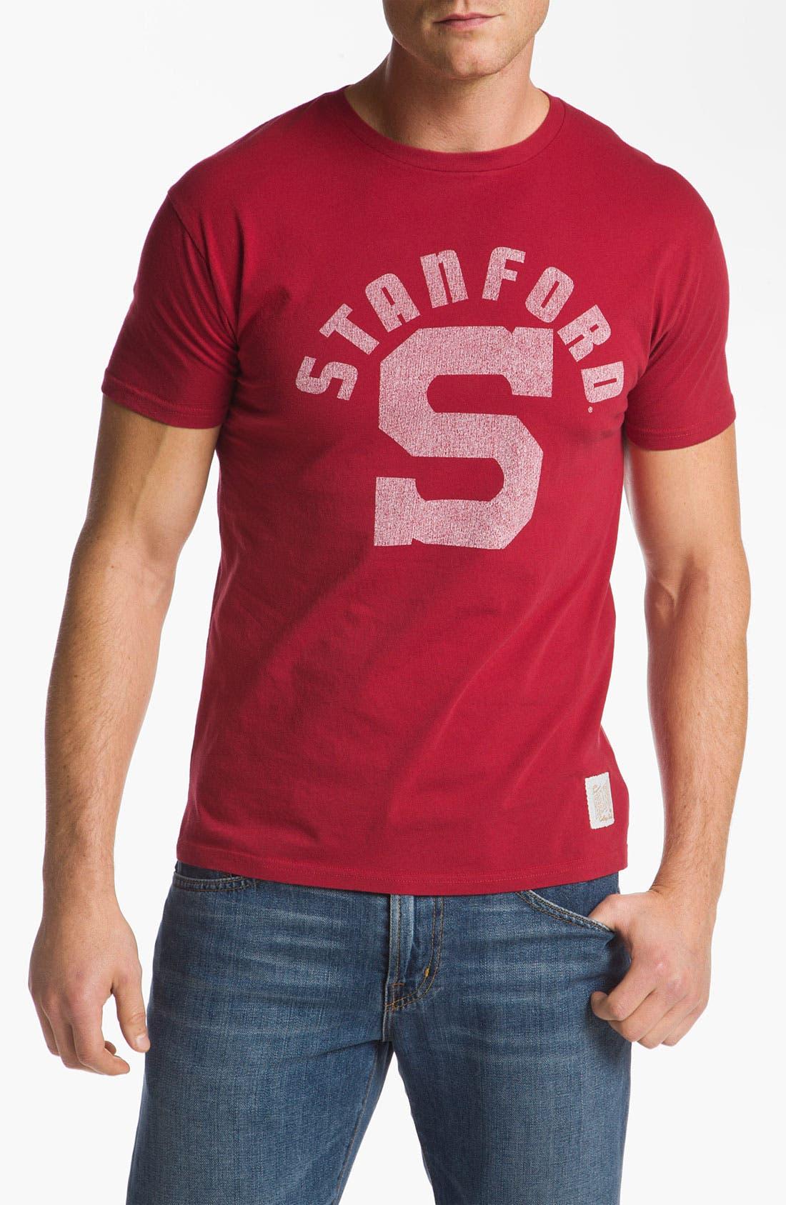 Alternate Image 1 Selected - The Original Retro Brand 'Stanford Cardinal' T-Shirt
