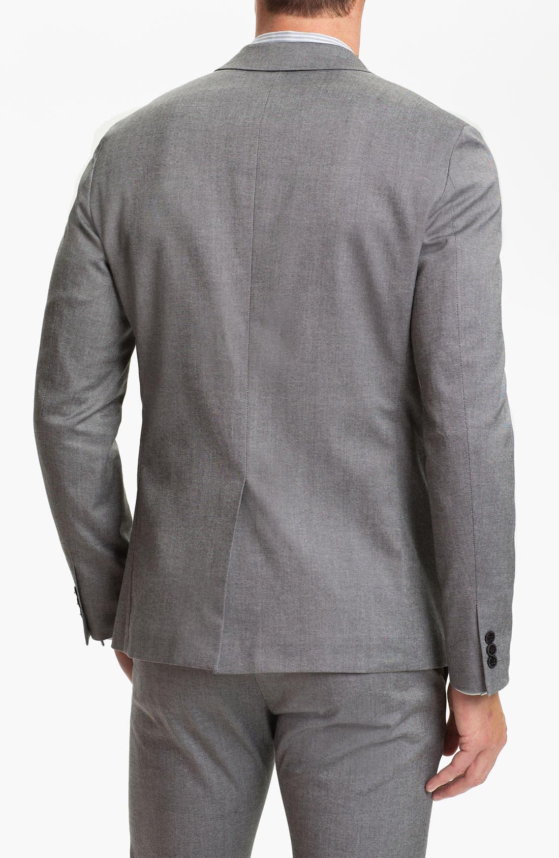 Alternate Image 2  - Theory 'Tariel Varennes' Cotton Blazer