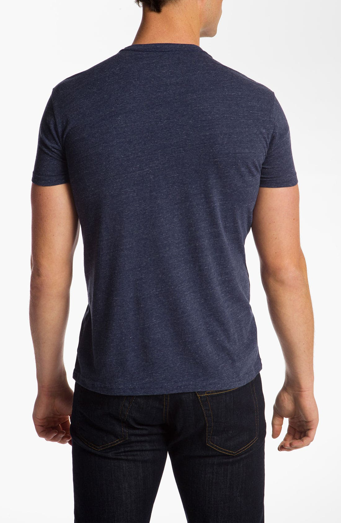 Alternate Image 2  - The Original Retro Brand 'Brigham Young University' T-Shirt