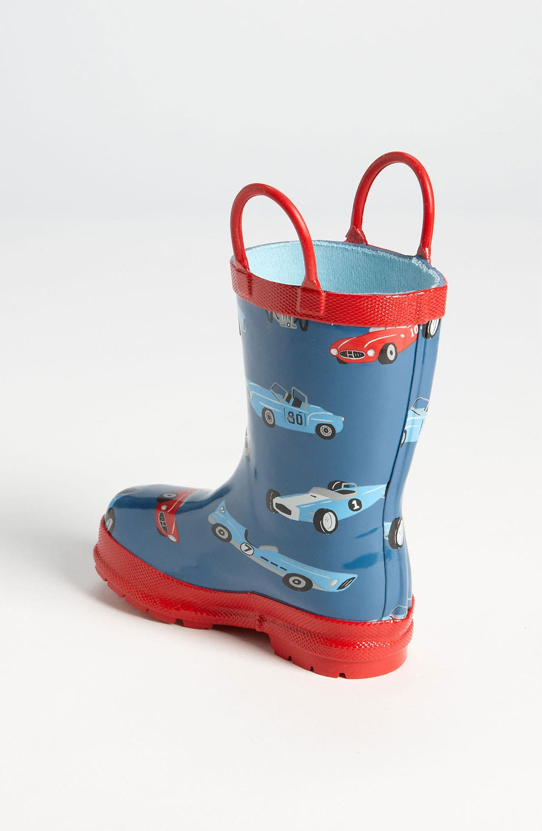 Alternate Image 2  - Hatley 'Vintage Cars' Rain Boot (Walker, Toddler & Little Kid)