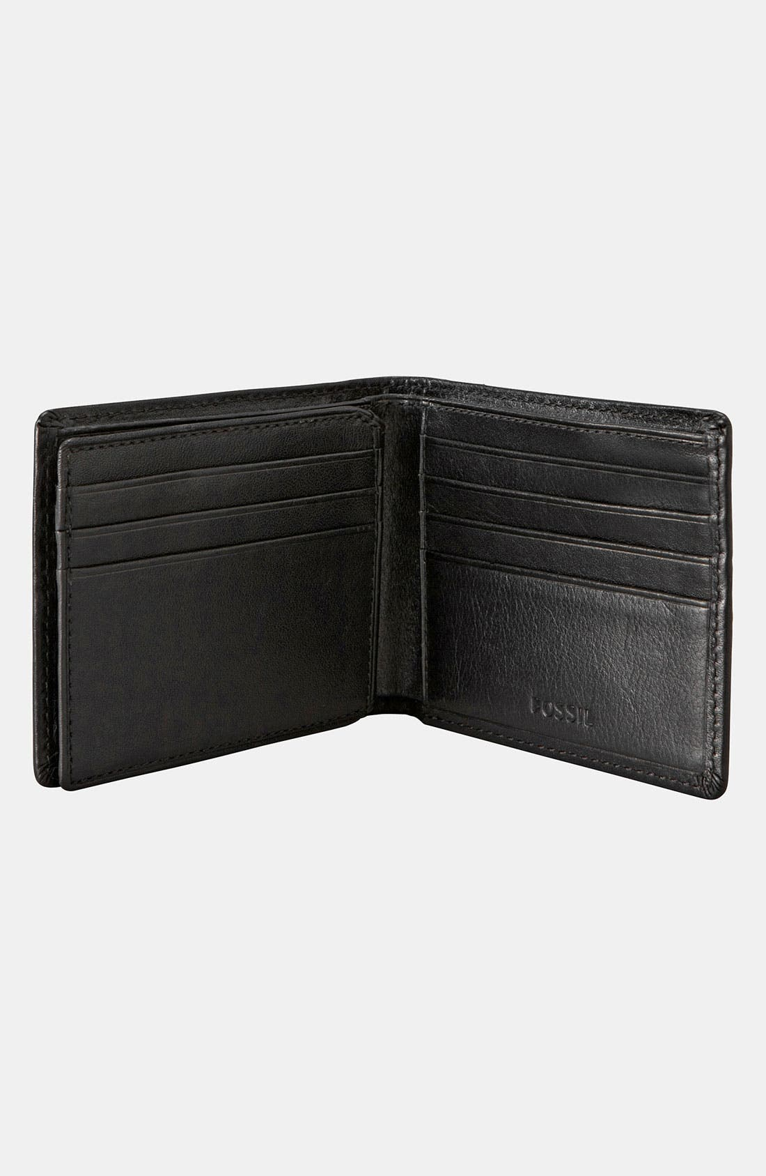 Alternate Image 2  - Fossil 'Estate' Traveler Wallet