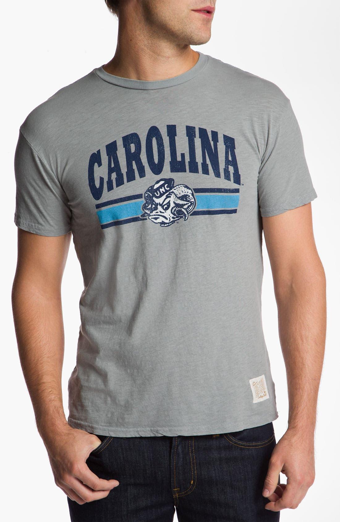 Main Image - The Original Retro Brand 'North Carolina Tarheels' T-Shirt