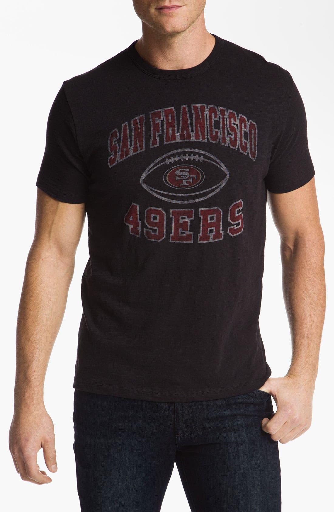 Alternate Image 1 Selected - Banner 47 'San Francisco 49ers' T-Shirt