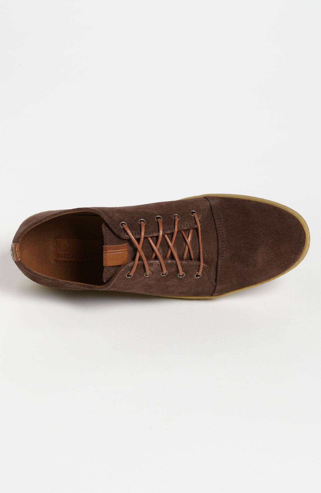 Alternate Image 3  - Fred Perry 'Deighton' Suede Sneaker