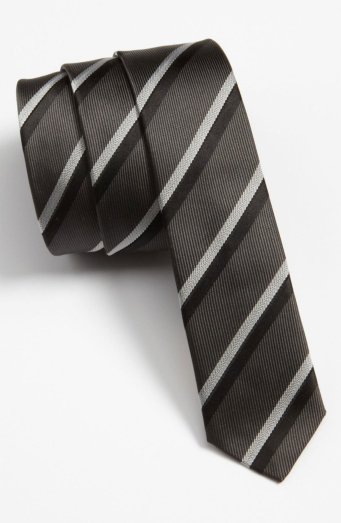 Main Image - HUGO Woven Silk Tie