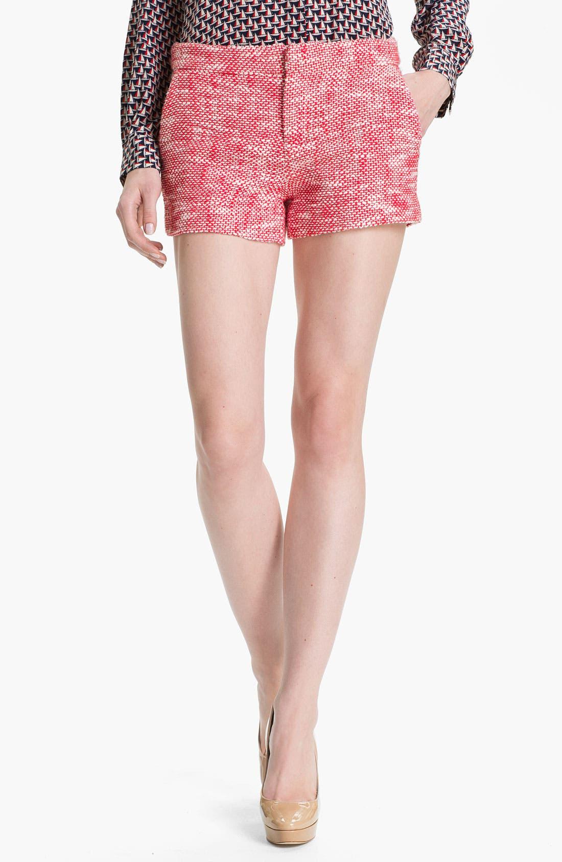 Alternate Image 1 Selected - Joie 'Merci' Tweed Shorts