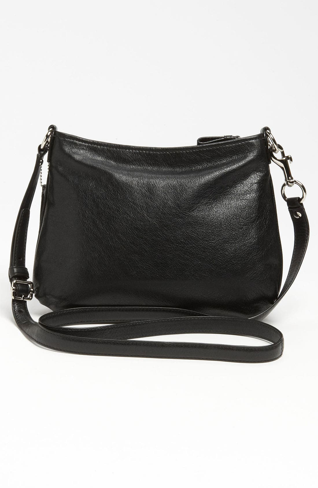 Alternate Image 4  - COACH 'Madison - Swingpack' Leather Crossbody Bag