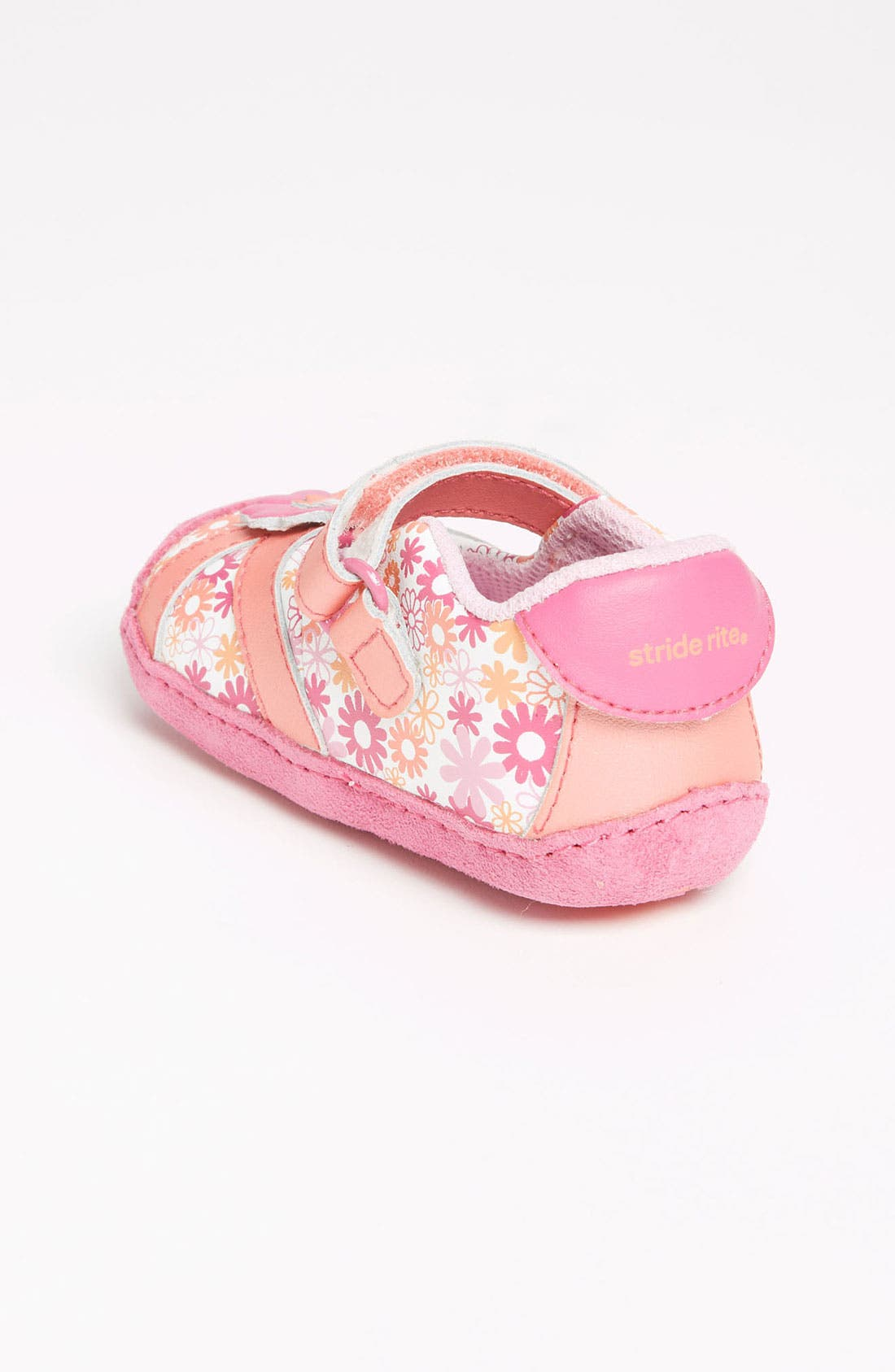 Alternate Image 2  - Stride Rite 'Crawl Pretty - Lynley' Mary Jane (Baby)