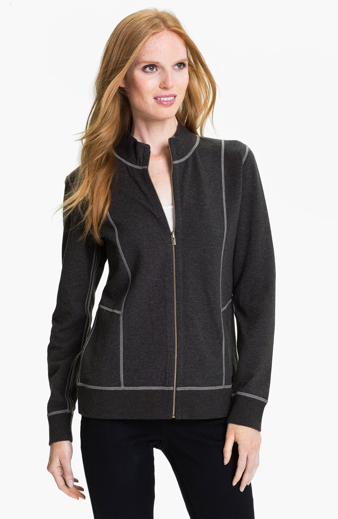 Alternate Image 1 Selected - Tommy Bahama 'Flip Side' Reversible Jacket