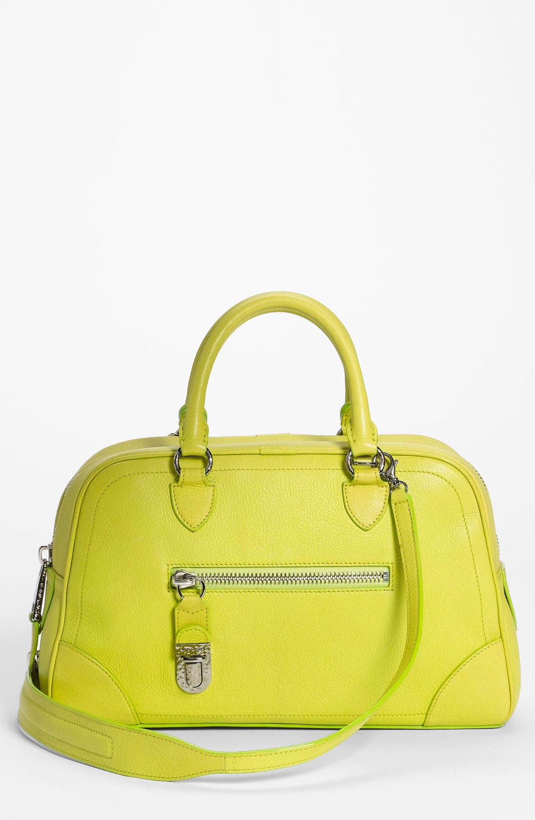 Alternate Image 1 Selected - MARC JACOBS 'Venetia - Small' Leather Satchel