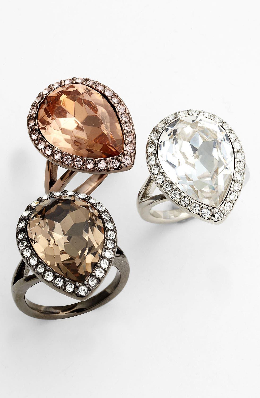 Main Image - Givenchy 'Rock Crystal' Cocktail Ring