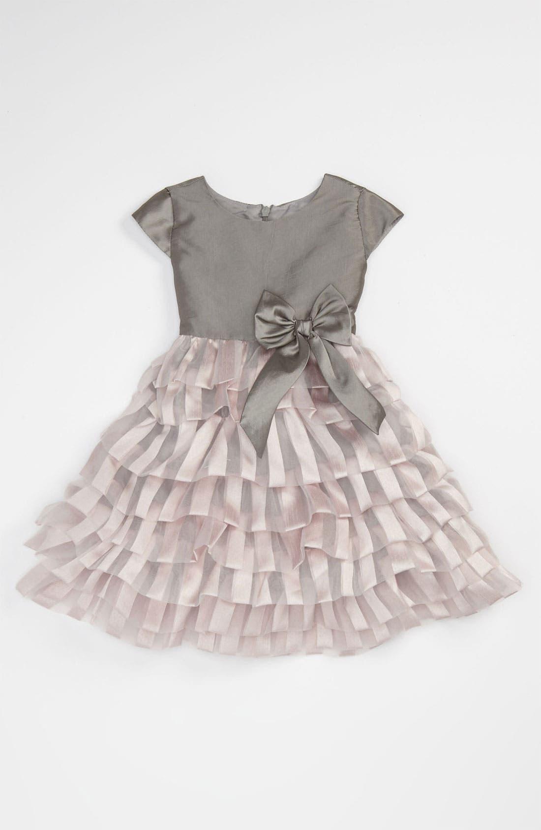 Alternate Image 1 Selected - Isobella & Chloe 'Prima Ballerina' Dress (Toddler)
