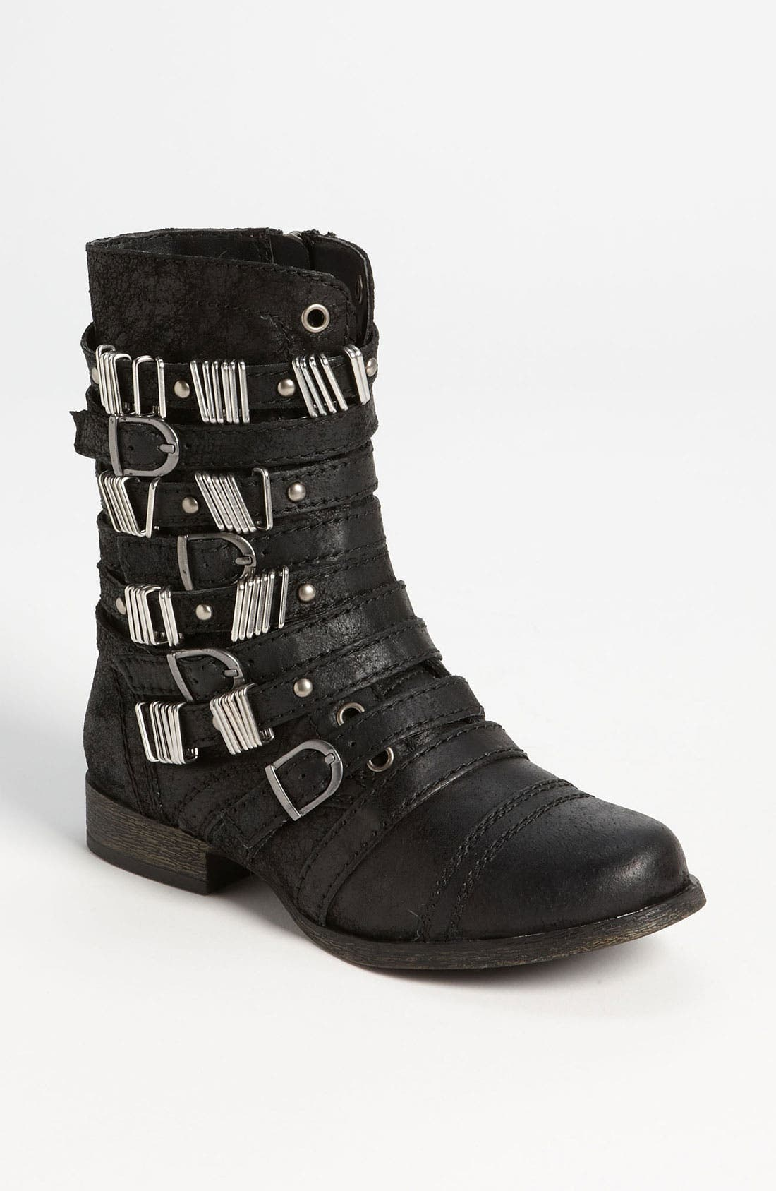 Alternate Image 1 Selected - Steve Madden 'Tyrantt Buckles' Boot