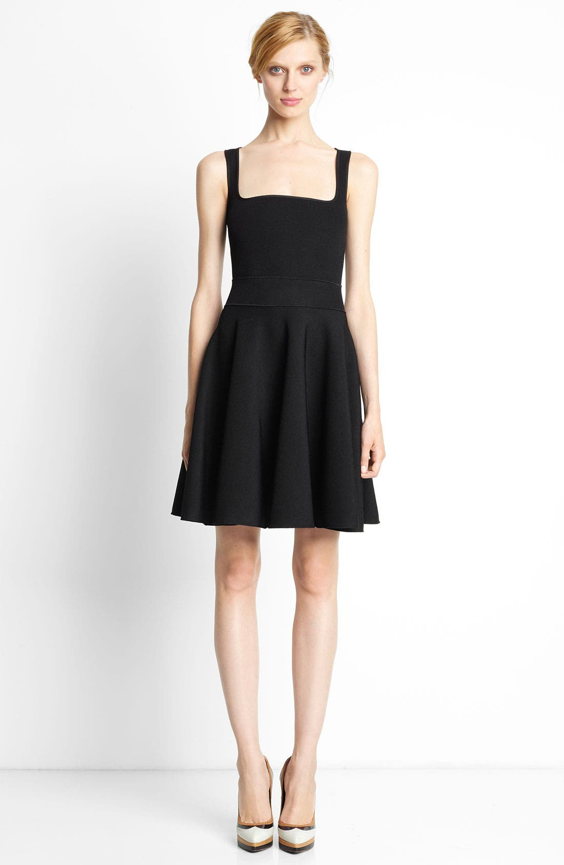 Alternate Image 1 Selected - Lanvin Sleeveless Knit Dress