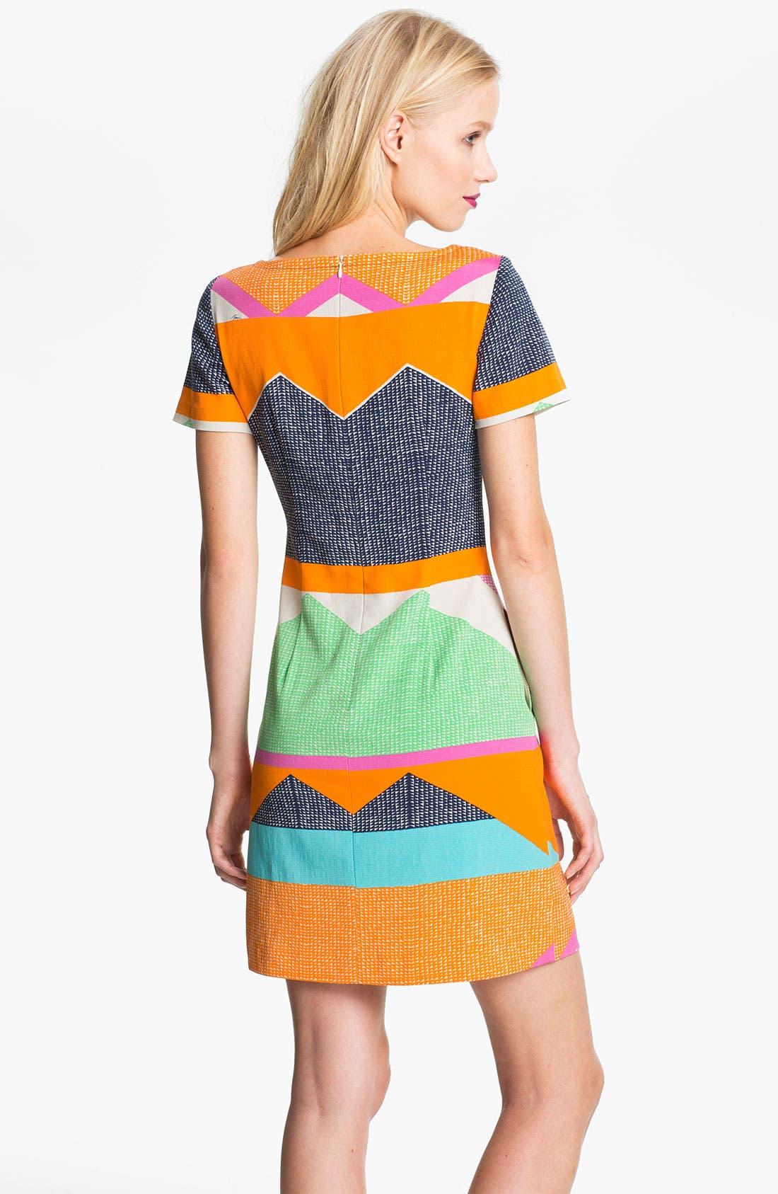 Alternate Image 2  - Trina Turk 'Museum' Sheath Dress