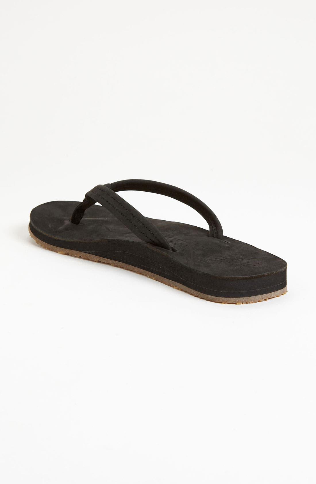 Alternate Image 2  - UGG® 'Kayla' Thong Sandal (Women)