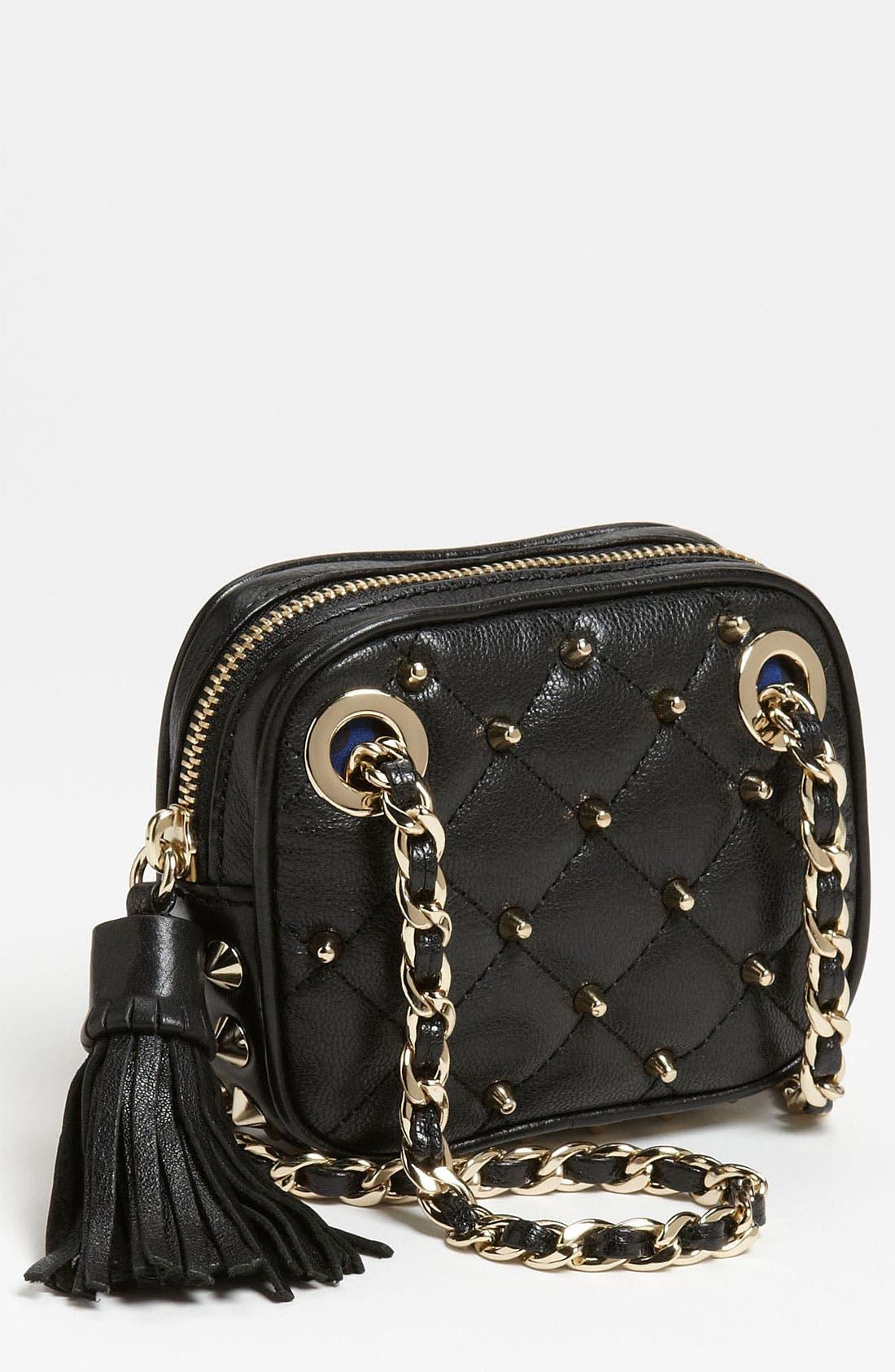 Alternate Image 1 Selected - Rebecca Minkoff 'Mini Flirty' Crossbody Bag