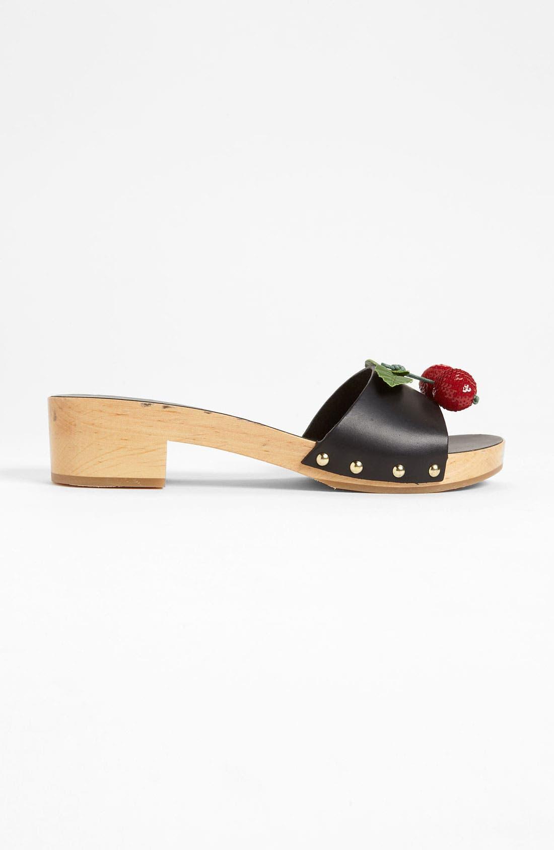 Alternate Image 4  - RED Valentino 'Cherry' Sandal