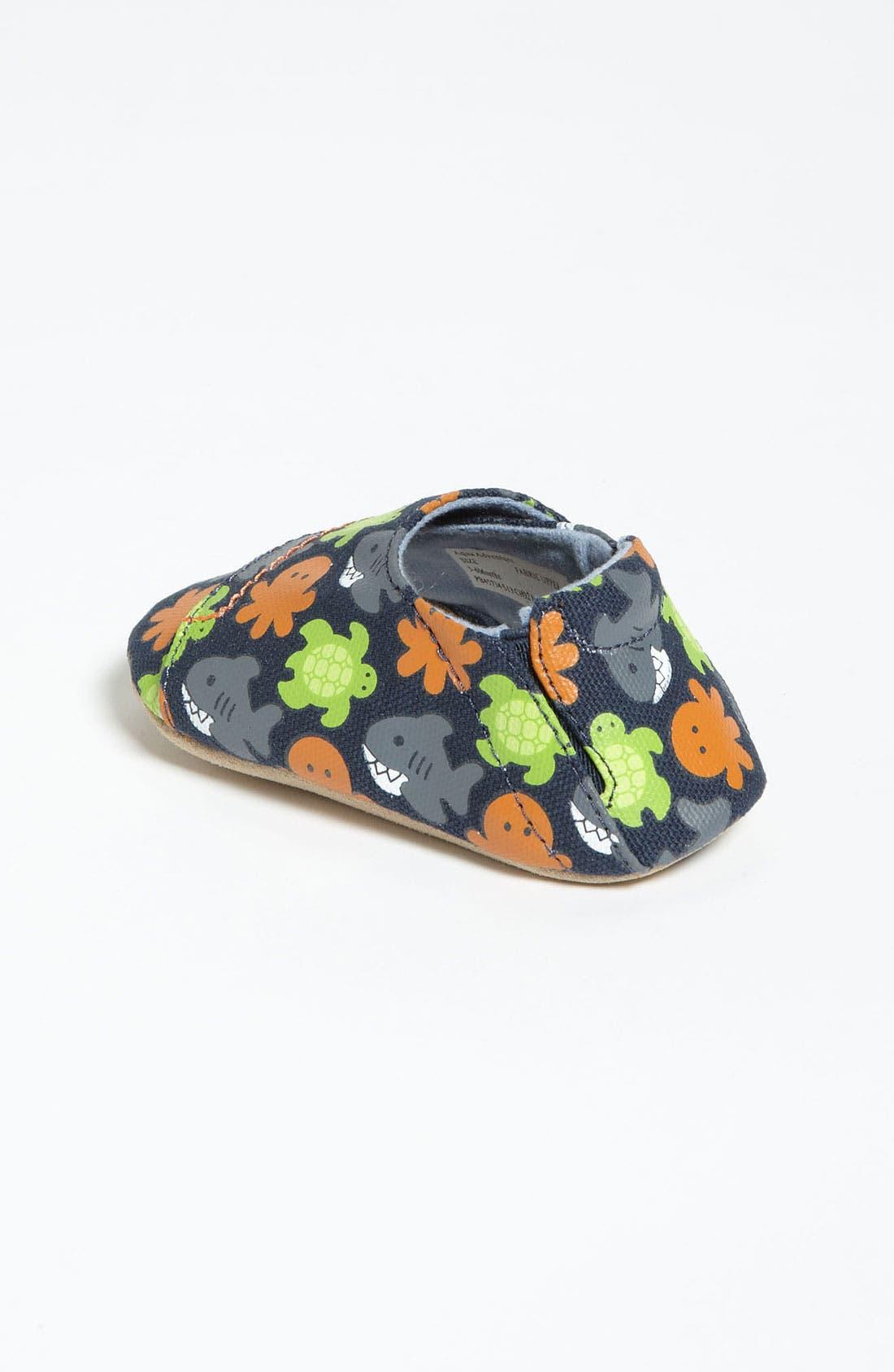 Alternate Image 2  - Stride Rite 'Aqua Adventure' Crib Shoe (Baby)