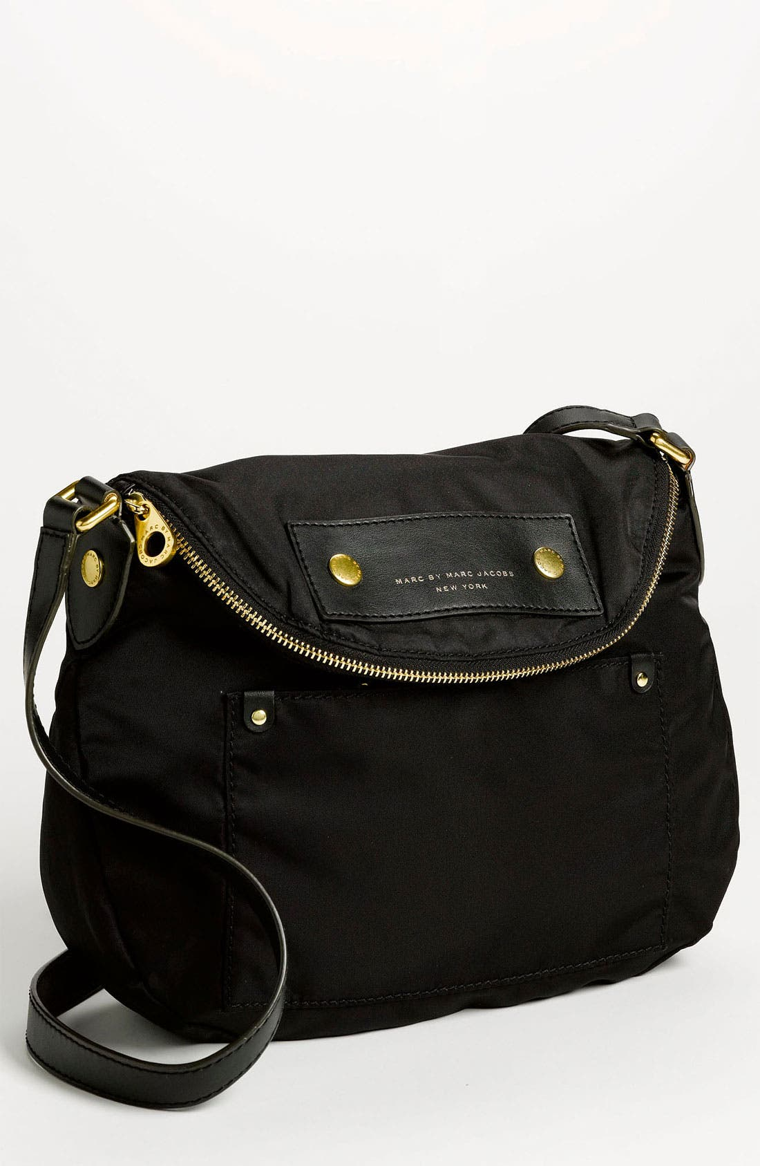 Main Image - MARC BY MARC JACOBS 'Preppy Nylon - Natasha' Crossbody Bag