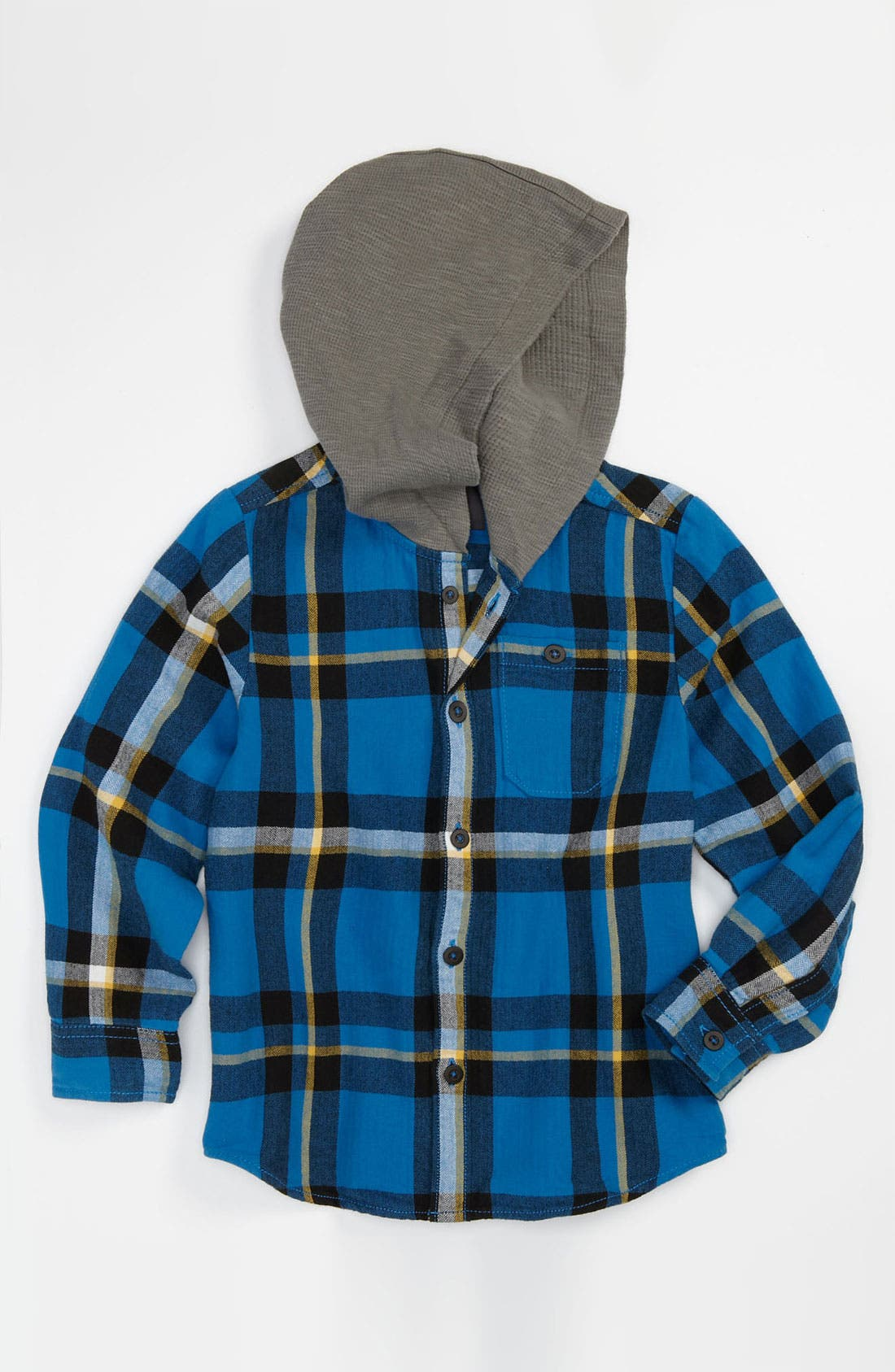 Alternate Image 1 Selected - Pure Stuff 'Hunter' Woven Shirt (Toddler)