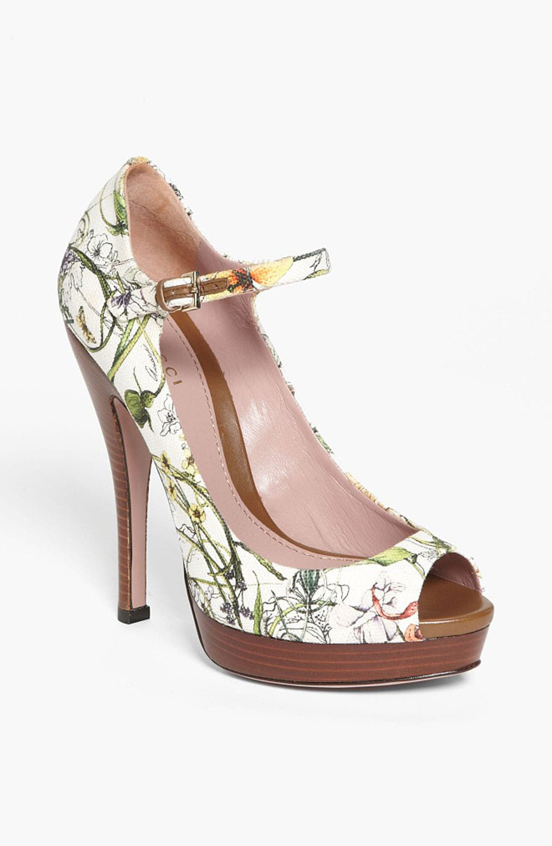 Alternate Image 1 Selected - Gucci 'Lisbeth' Pump