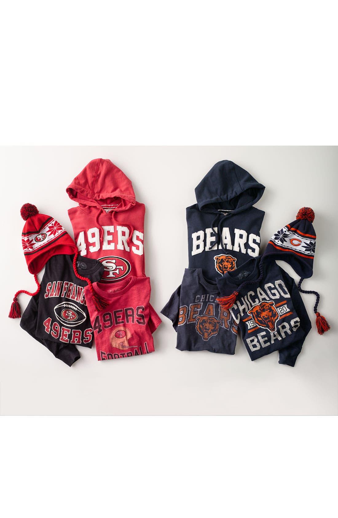 Alternate Image 4  - Banner 47 'Chicago Bears' T-Shirt
