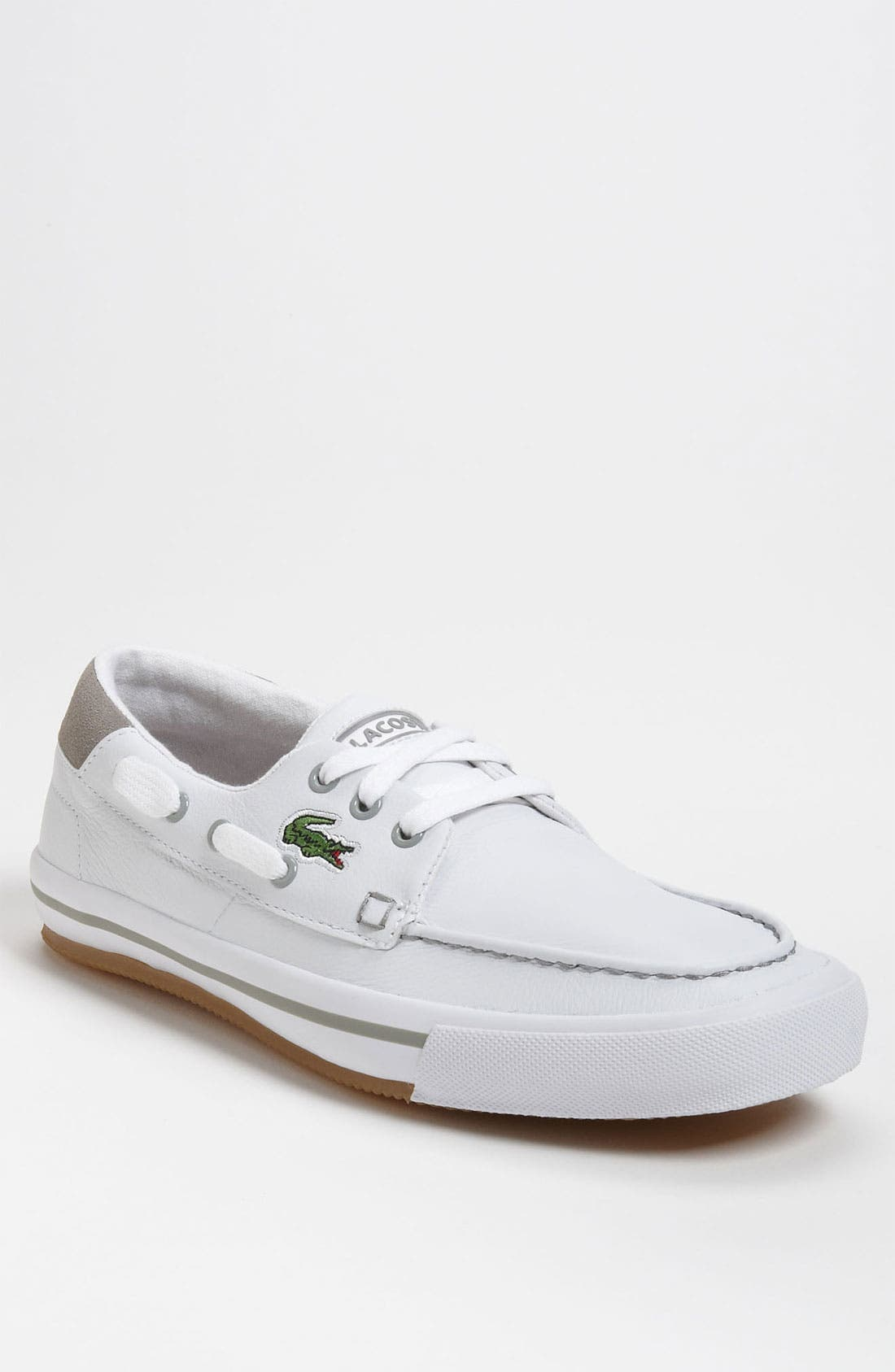 Alternate Image 1 Selected - Lacoste 'Sculler Low CR' Sneaker