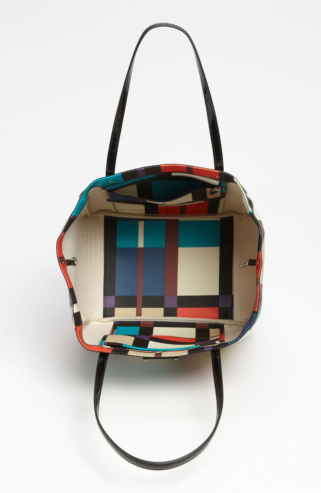 Alternate Image 3  - kate spade new york 'perry street plaid - sidney' tote