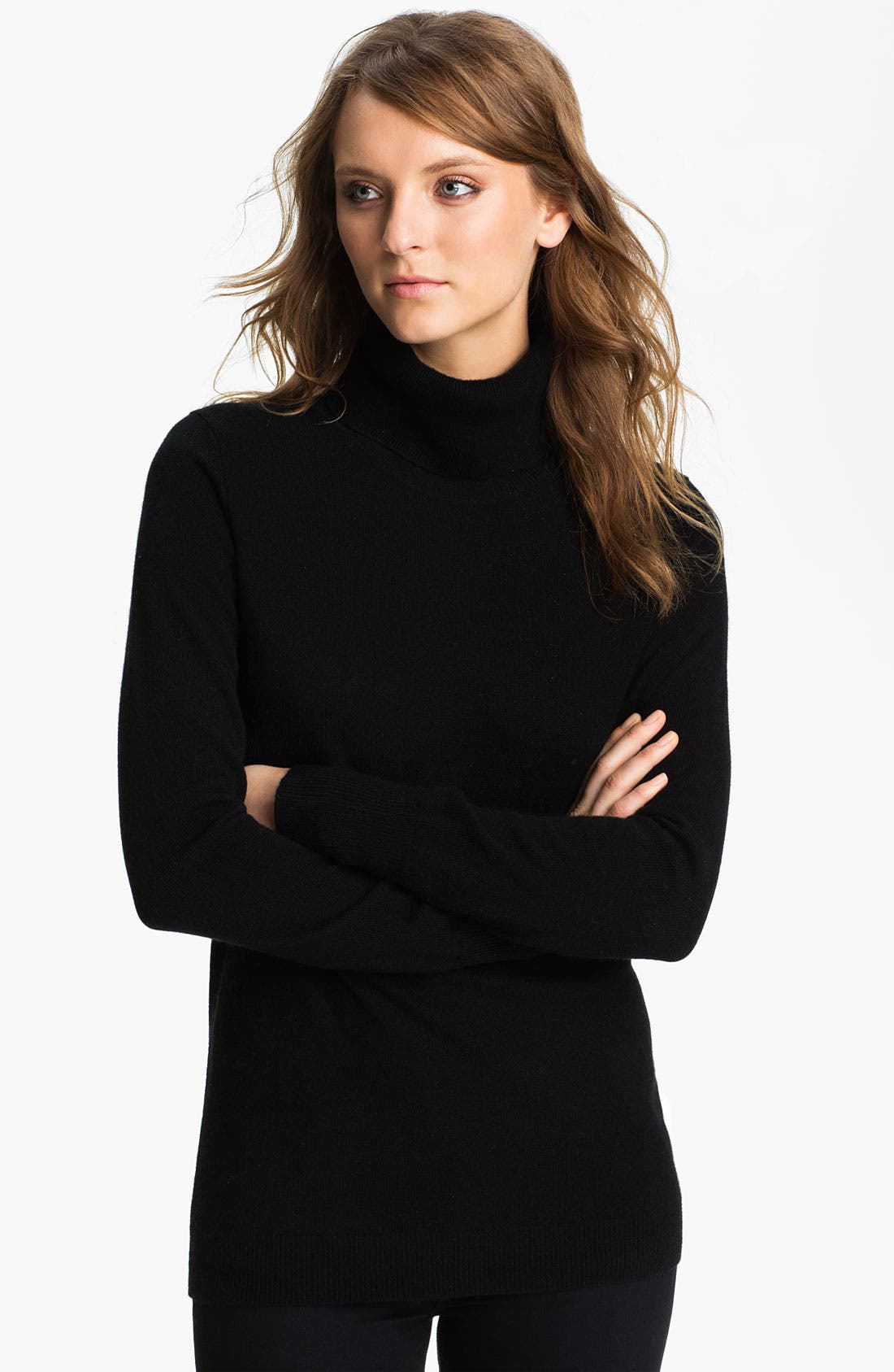 Main Image - Joie 'Maryse' Wool & Cashmere Turtleneck