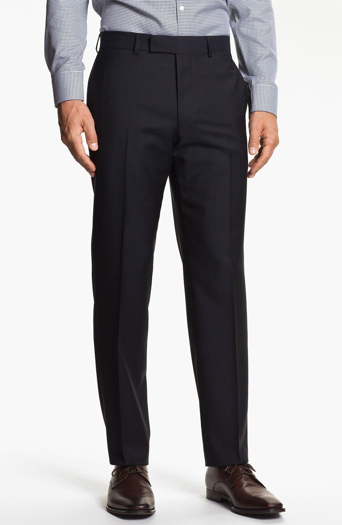 Alternate Image 4  - BOSS Black 'Pasolini/Movie' Stripe Suit