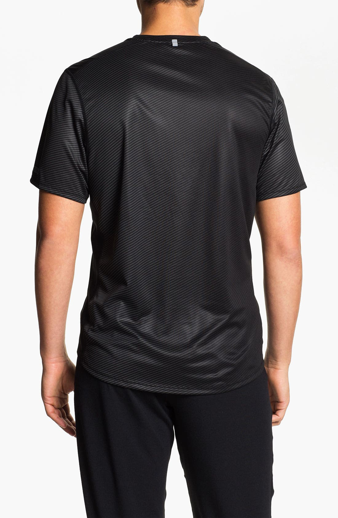 Alternate Image 2  - Nike Sublimated Stripe Top (Online Exclusive)