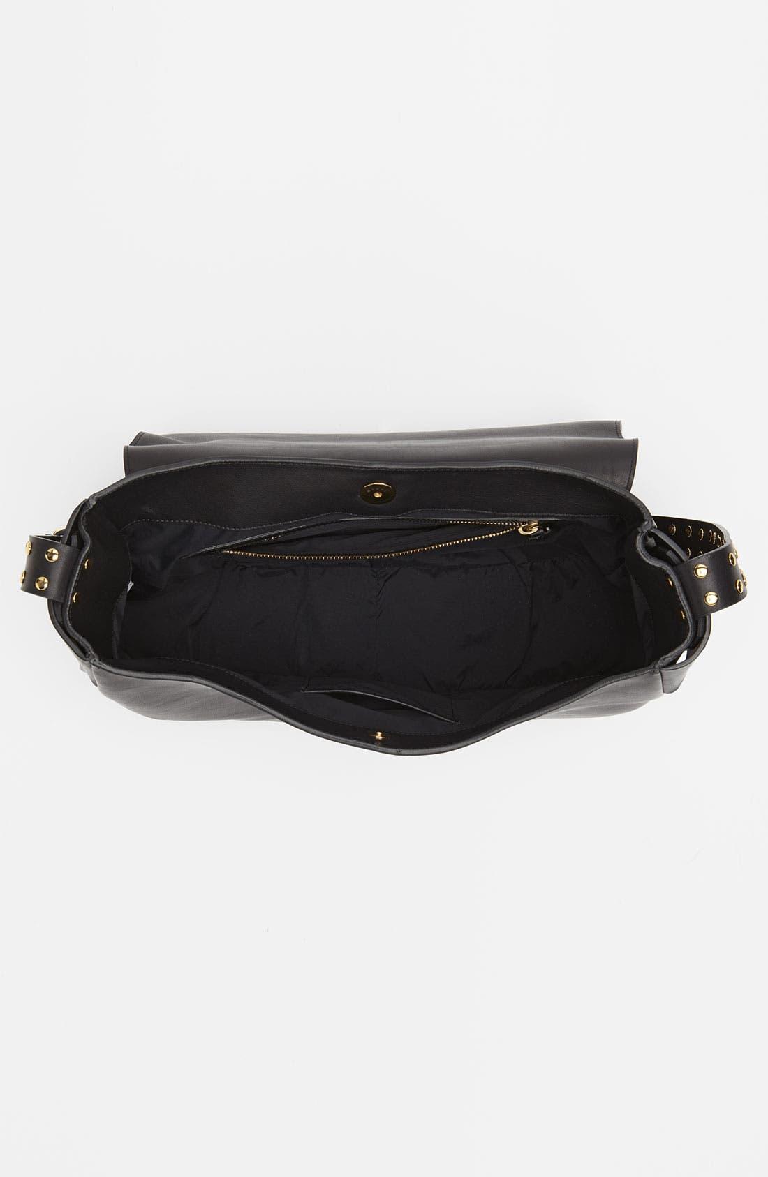 Alternate Image 3  - Marni 'Large' Studded Crossbody Flap Bag